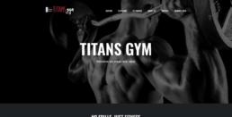Titans Gym Screenshot